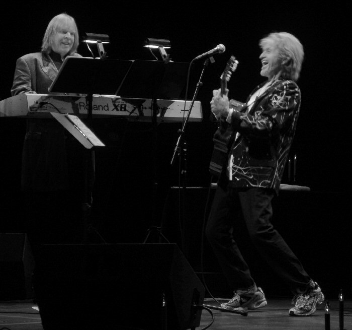 Jon Anderson & Rick Wakeman in Concert