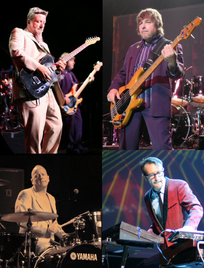 Squeeze and the B-52s - Summer Dance Party Tour 2012