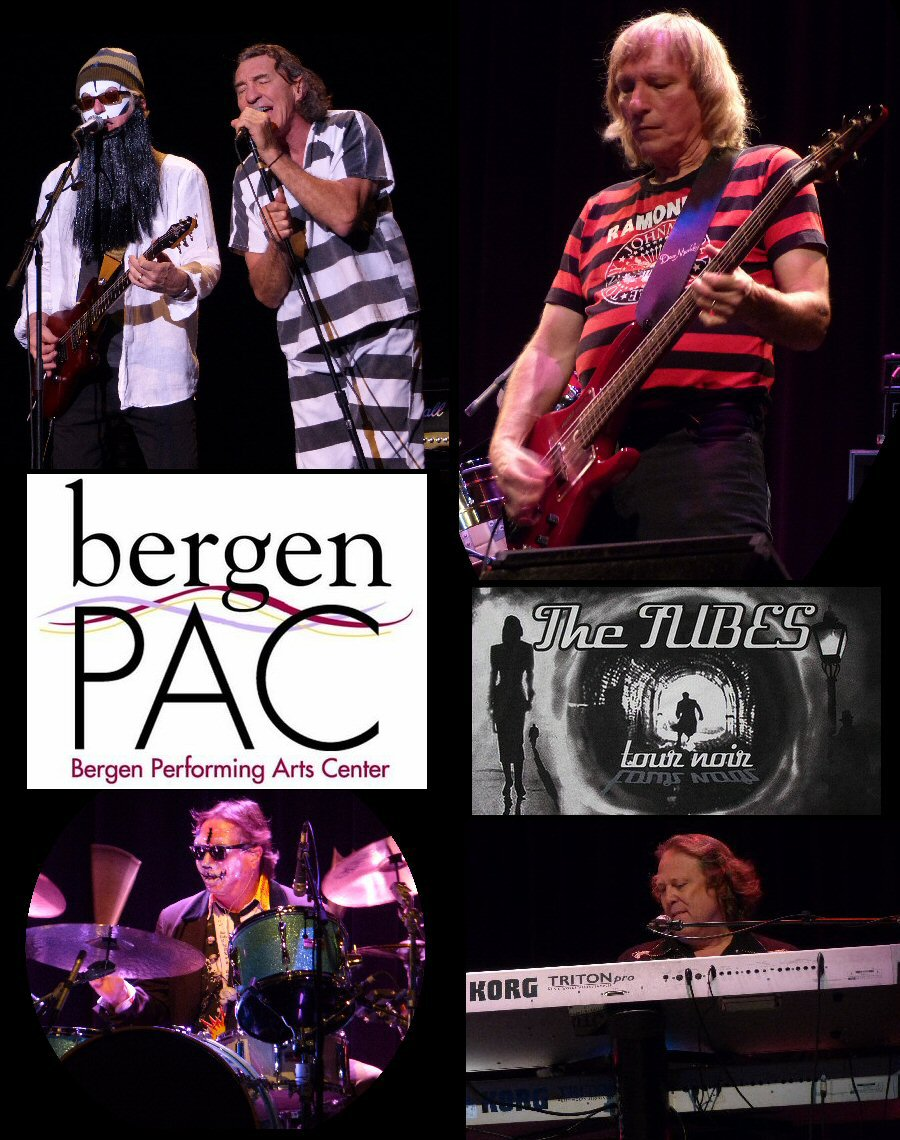 The Tubes Are Up to Their Old Tricks On Halloween at the bergenPAC in New Jersey