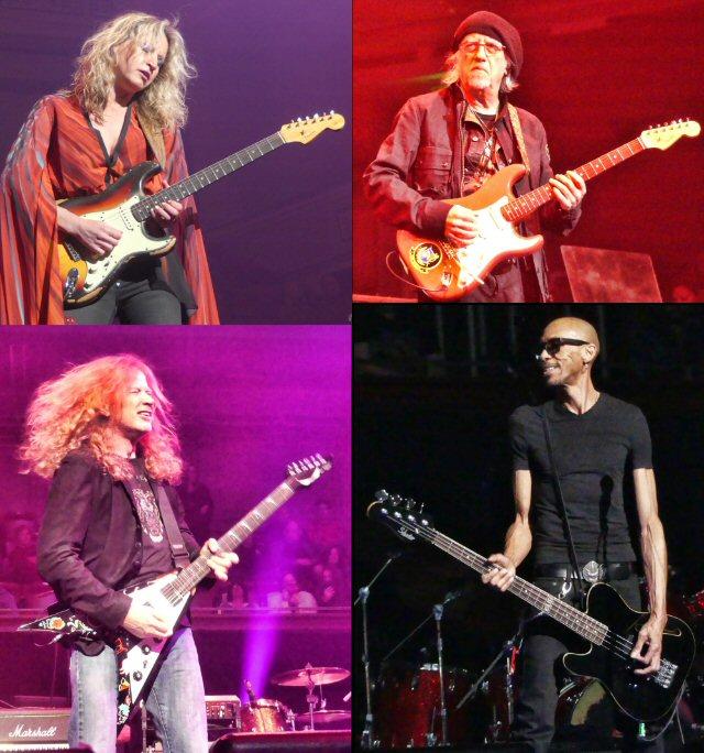 Experience Hendrix Tour Electrifies Music City