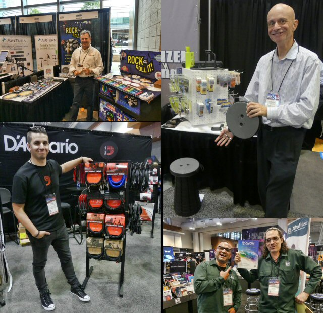 Practically Everything a Musician Could Ever Need Is on Display at Summer NAMM