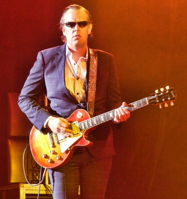 Joe Bonamassa's Blues Bus Keeps On Rolling in Nashville