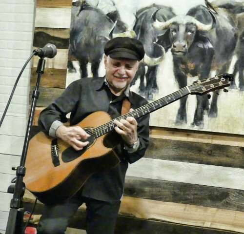 Phil Keaggy and Friends Play For Uncaged in Franklin