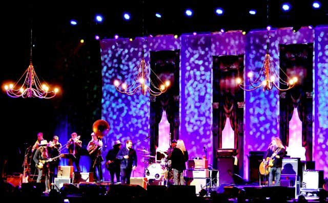 The Last Waltz Strolls Into Music City With An All-Star Cast of Dance Partners