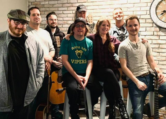 New Songwriter Circle on the Rise at Hip Hendersonville Bakery