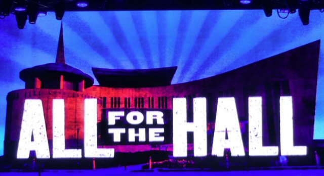 All For The Hall Hauls in More Cash For a Good Cause in Nashville