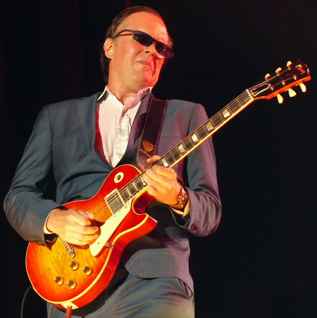 Joe Bonamassa Tests the Waters of the Live Scene with a Livestream from Austin